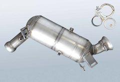 Dieselpartikelfilter MERCEDES BENZ C 200 CDI BlueEFF (W204006)