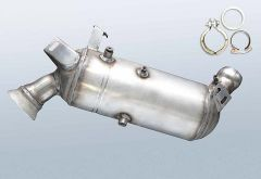 Dieselpartikelfilter MERCEDES BENZ E 200 CDI (W211004)