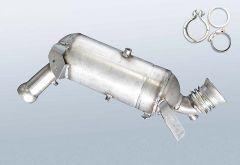 Dieselpartikelfilter MERCEDES BENZ E 220 CDI BlueEFF (C207)