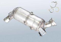 Dieselpartikelfilter MERCEDES BENZ C 200 CDI (CL203707)