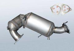 Dieselpartikelfilter AUDI A5 2.7 TDI (8T3)