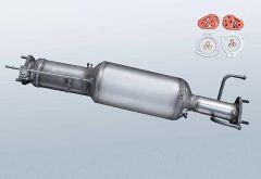 Dieselpartikelfilter OPEL Antara 2.0CDTI (OL_26)
