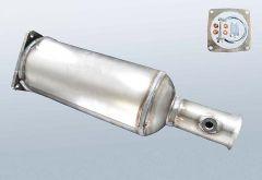Dieselpartikelfilter CITROEN C6 2.7 HDI (TD)