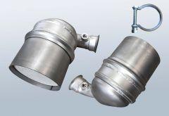 Dieselpartikelfilter CITROEN DS3 1.6 HDI 115