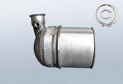 Dieselpartikelfilter CITROEN C3 II 1.4 e-HDi (A51)