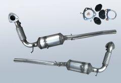Dieselpartikelfilter FORD Transit Custom 2.2 TDCI (TTF)