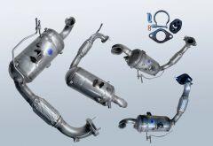 Dieselpartikelfilter FORD Fiesta VI 1.4 TDCI (CB1)