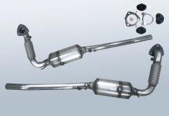 Dieselpartikelfilter FORD Tourneo Custom 2.2TDCI (TTF)