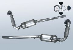 Dieselpartikelfilter FORD Transit Custom 2.2TDCI (TTF)