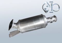 Dieselpartikelfilter OPEL Movano 2.5 CDTI (A)
