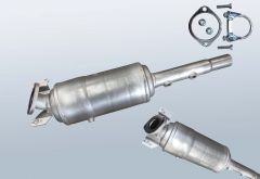 Dieselpartikelfilter RENAULT Grand Scenic II 1.5dCi (JM16)