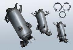 Dieselpartikelfilter VW T5 2.0 TDI (7HA,7HH,7EA,7EH)