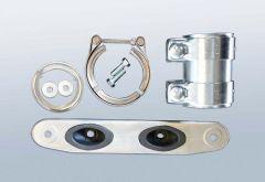 Montagesatz Dieselpartikelfilter AUDI A3 Sportsback 2.0 TDI (8PA)
