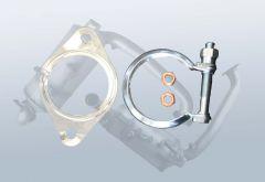 Montagesatz Dieselpartikelfilter MAZDA 3 1.6 CD (BK)
