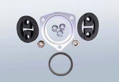 Montagesatz Dieselpartikelfilter SUZUKI SX4 1.9 DDiS 4x4 (EY|GY|RW419D)